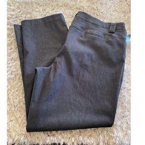 NWT Fashion Bug Dark Grey Slim Fit Pants